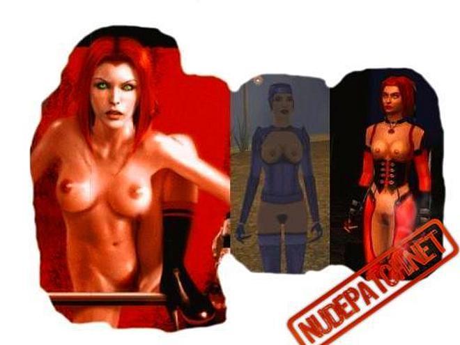 Guitaar hero character nude