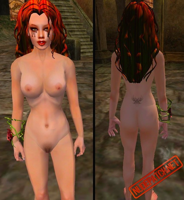 Shivering isles naked women pc patch nsfw photo