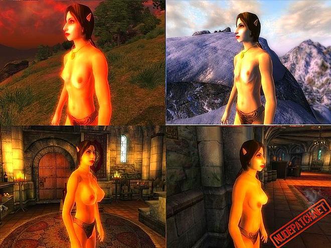 Nude oblivion pics