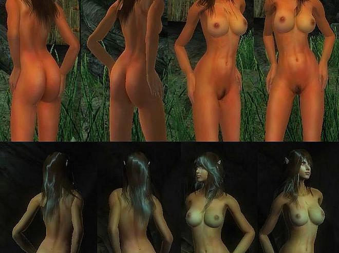 Male nude oblivion mods
