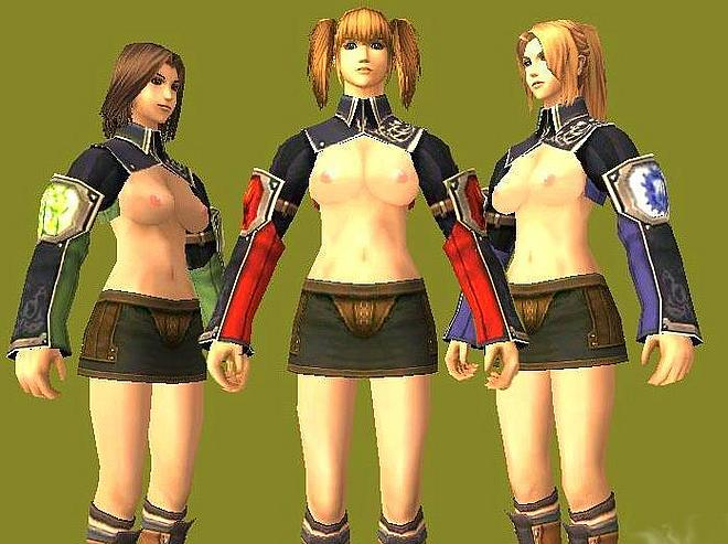 Will know, Final fantasy girl naked