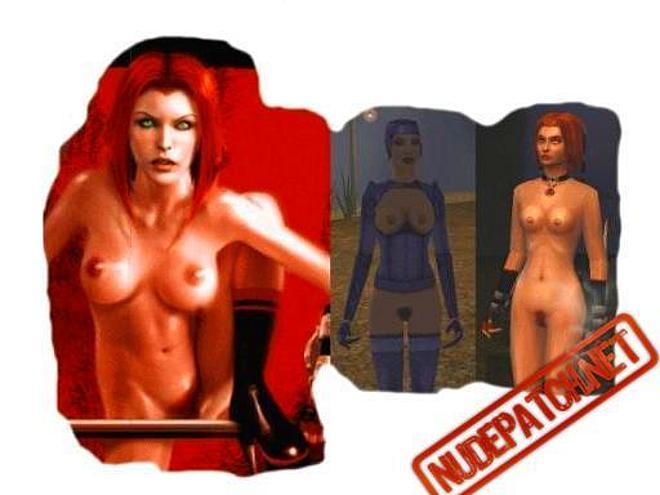 Rayne Naked