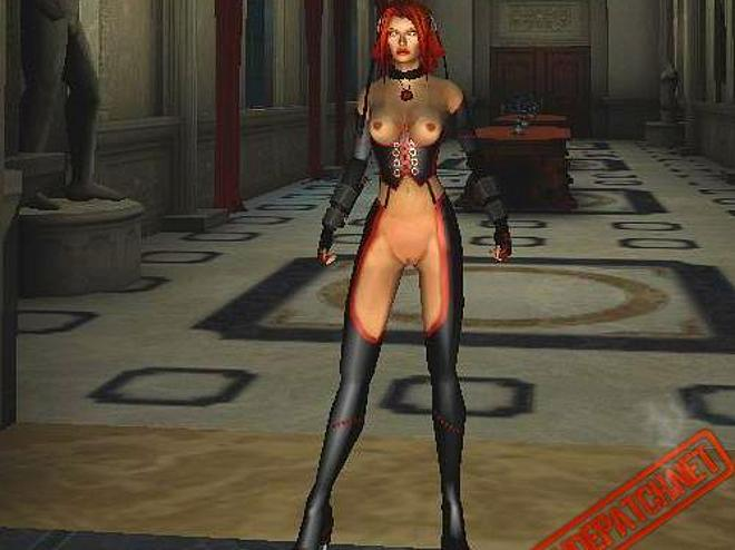 Bloodrayne cosplay nude