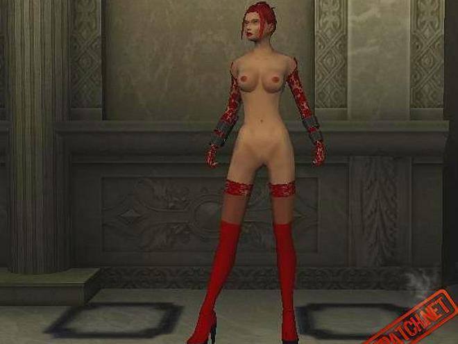 Nerdy sexy nude pics