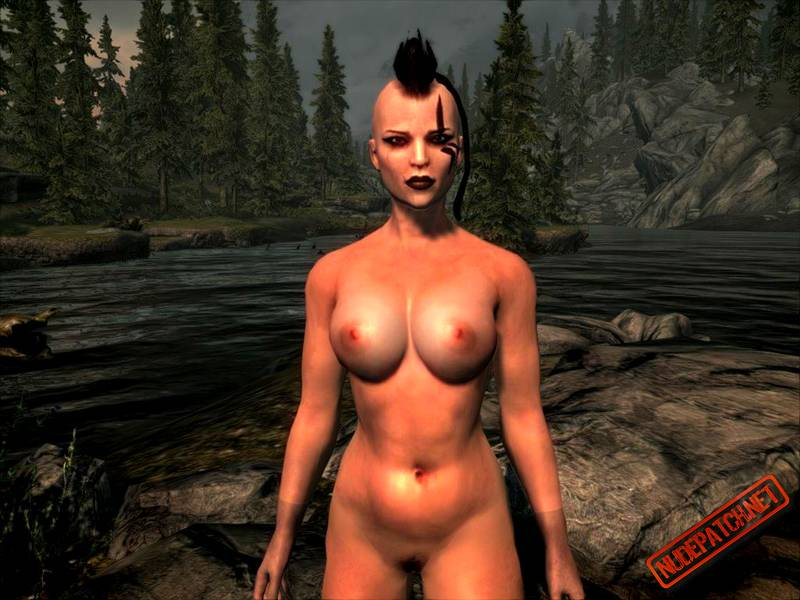 Nude girls playing skyrim advise you