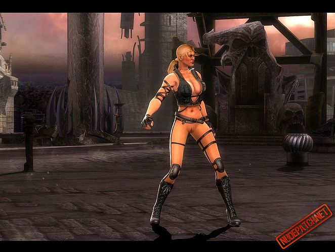 sexy mortal kombat nudity