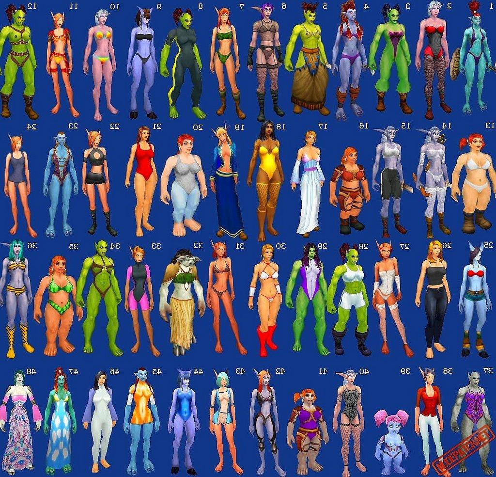 Warcraft Naked Mod
