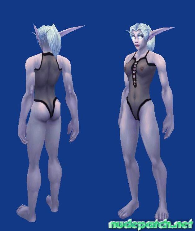 World Of Warcraft Goblin Nude Mod