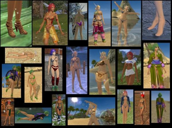 Perfect world nude mod