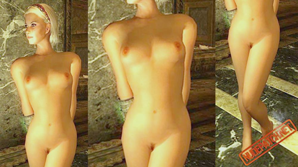Fallout 3 brurpo nude mod