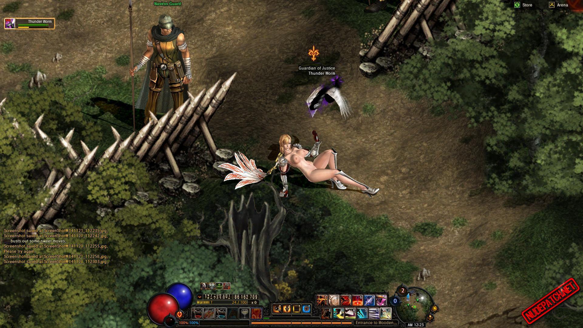 Diablo 2 nude assassin mod