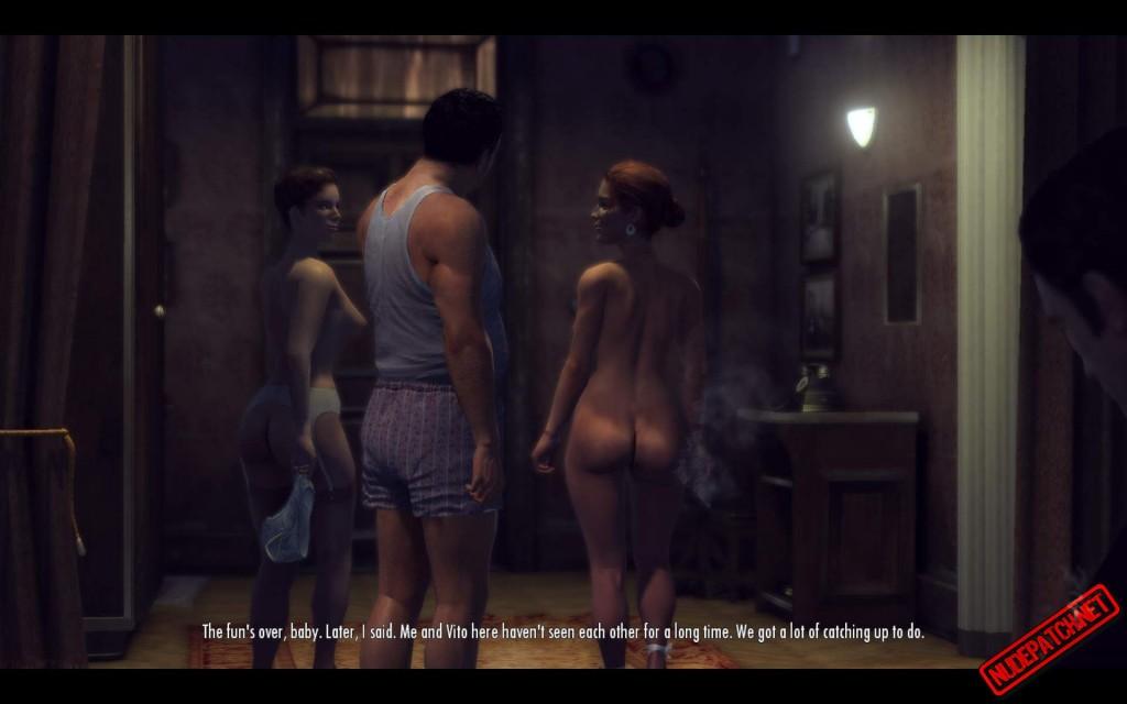Mafia 2 Nude Scenes1