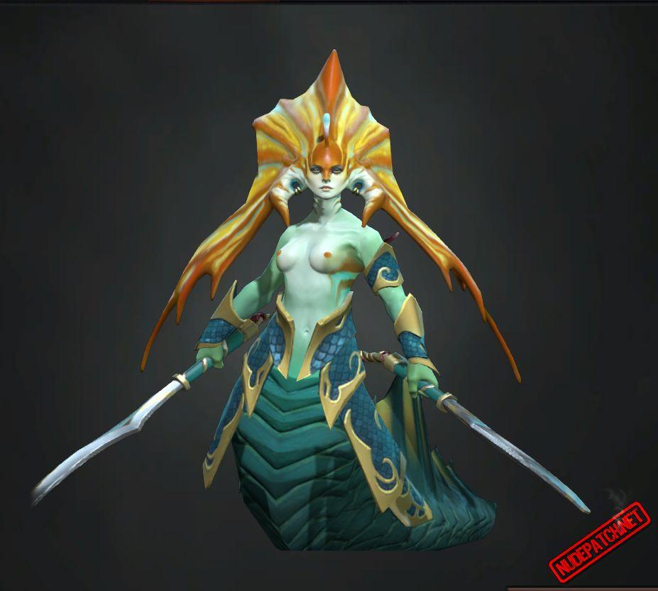 Naga siren - New