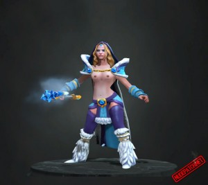 crystal maiden 1