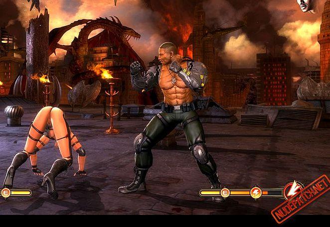 Mortal Kombat 9 nude mods - aMoral Kombat