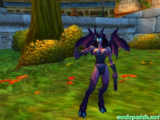 World of warcraft succubus naked
