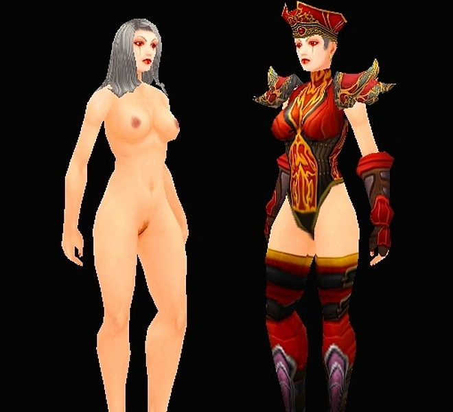 Human females naked from world of warcraft images 597