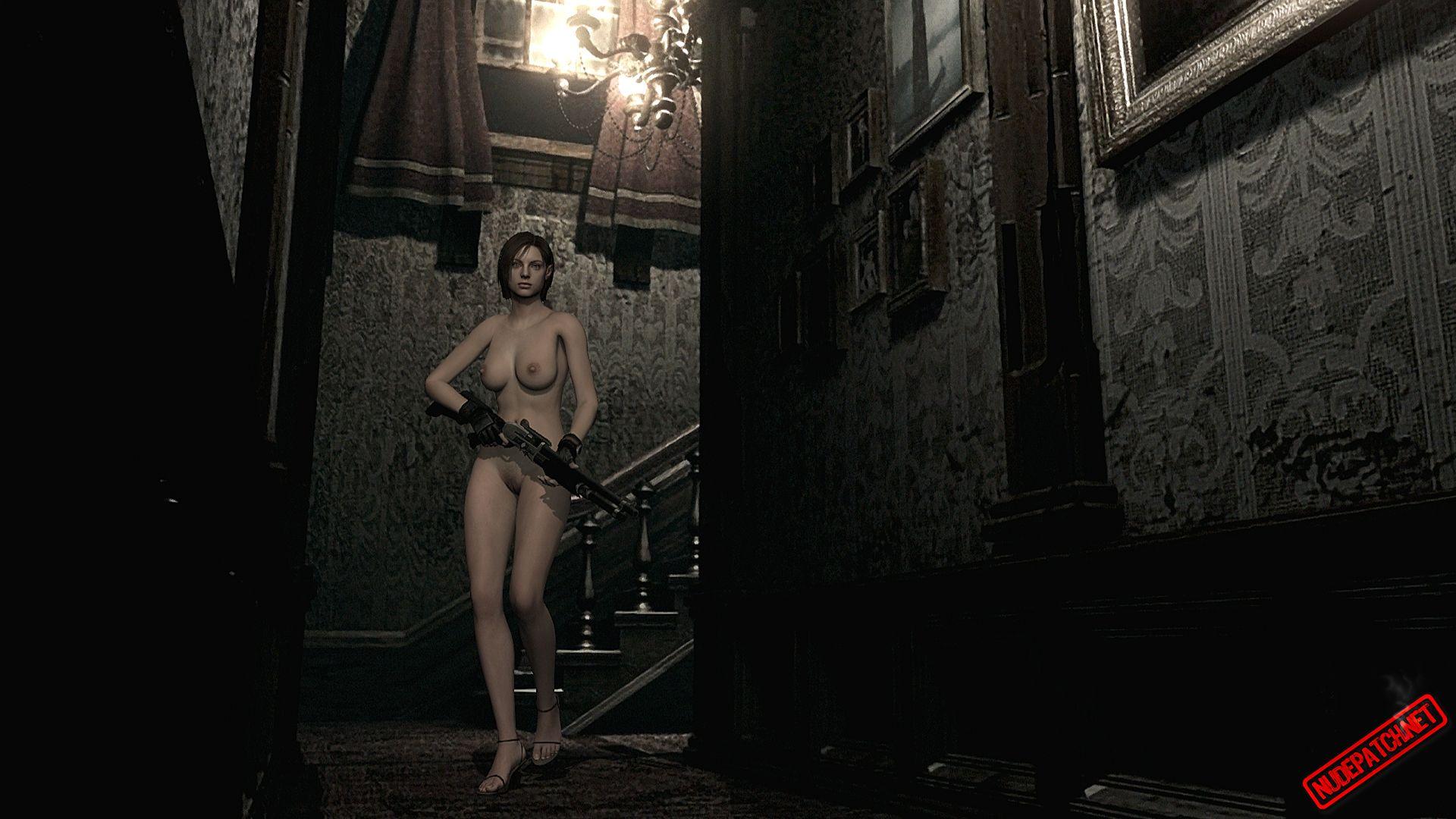 resident evil babes naked