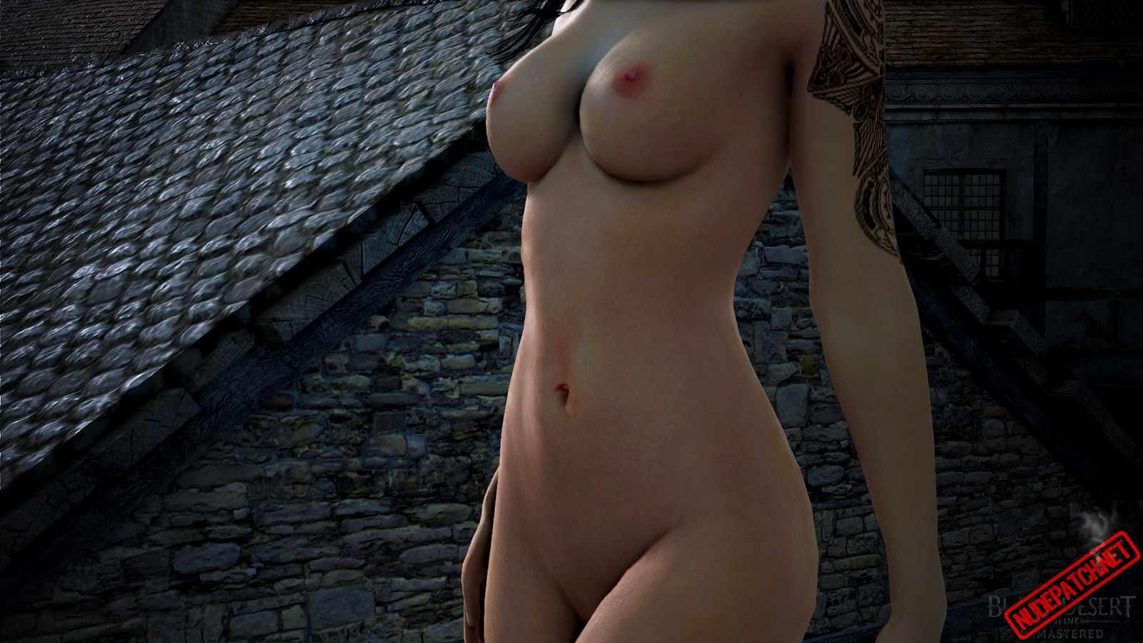 Sexy nude black desert online pity, that