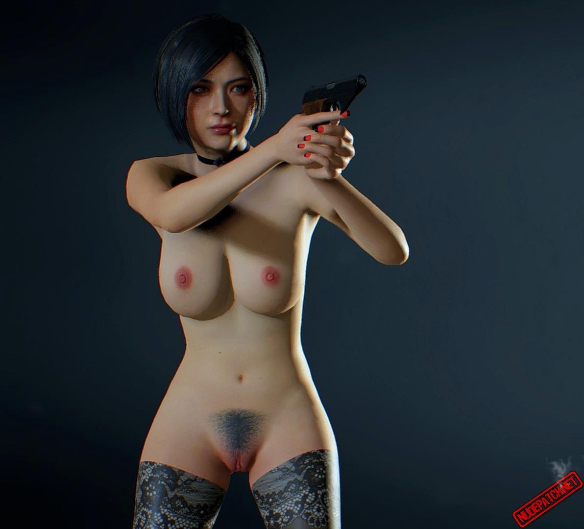 Ada Wong Naked