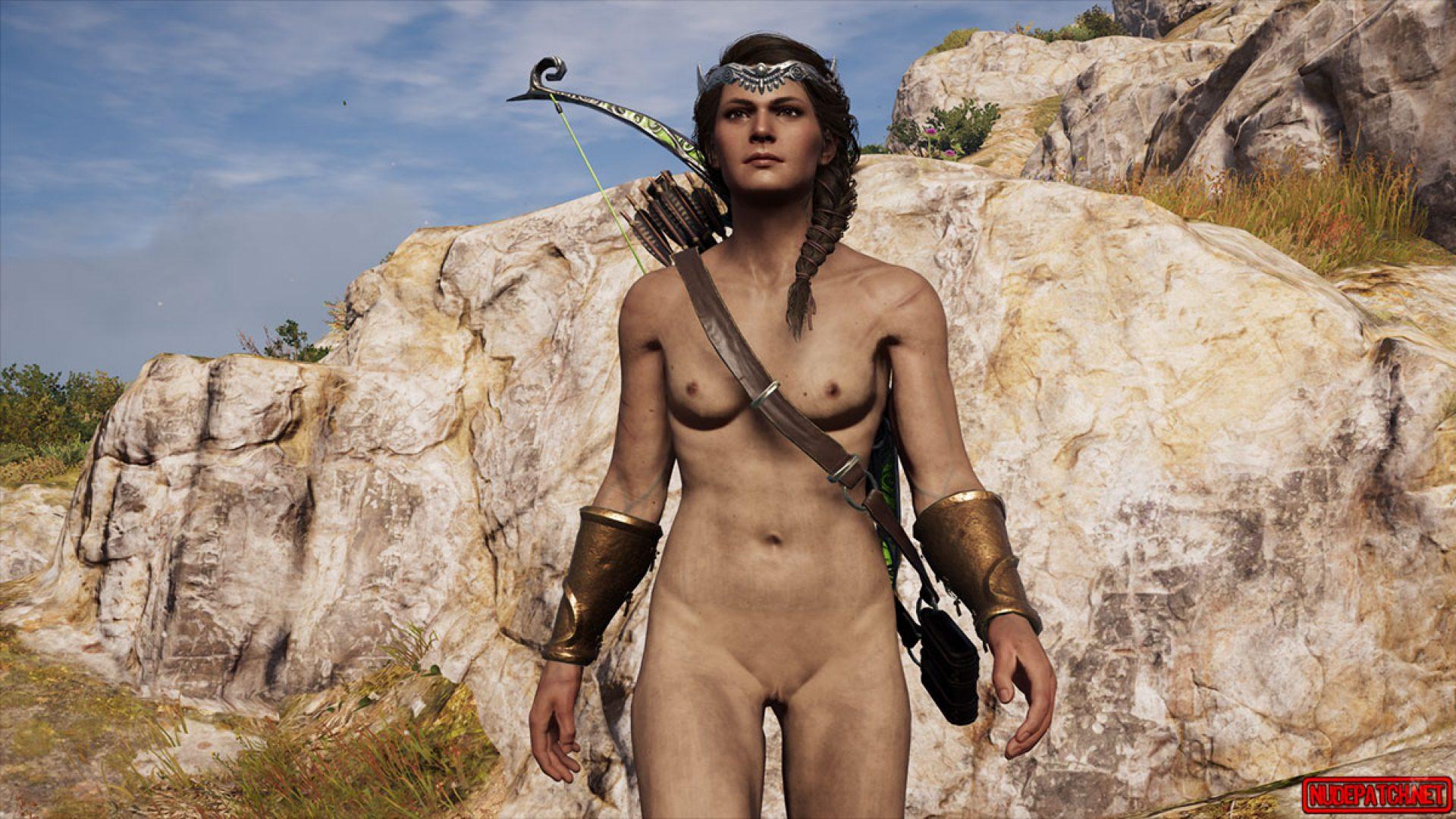 Kassandra Nude