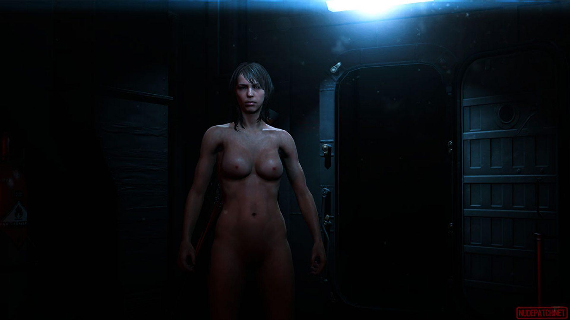 Naked quiet Quiet Pics