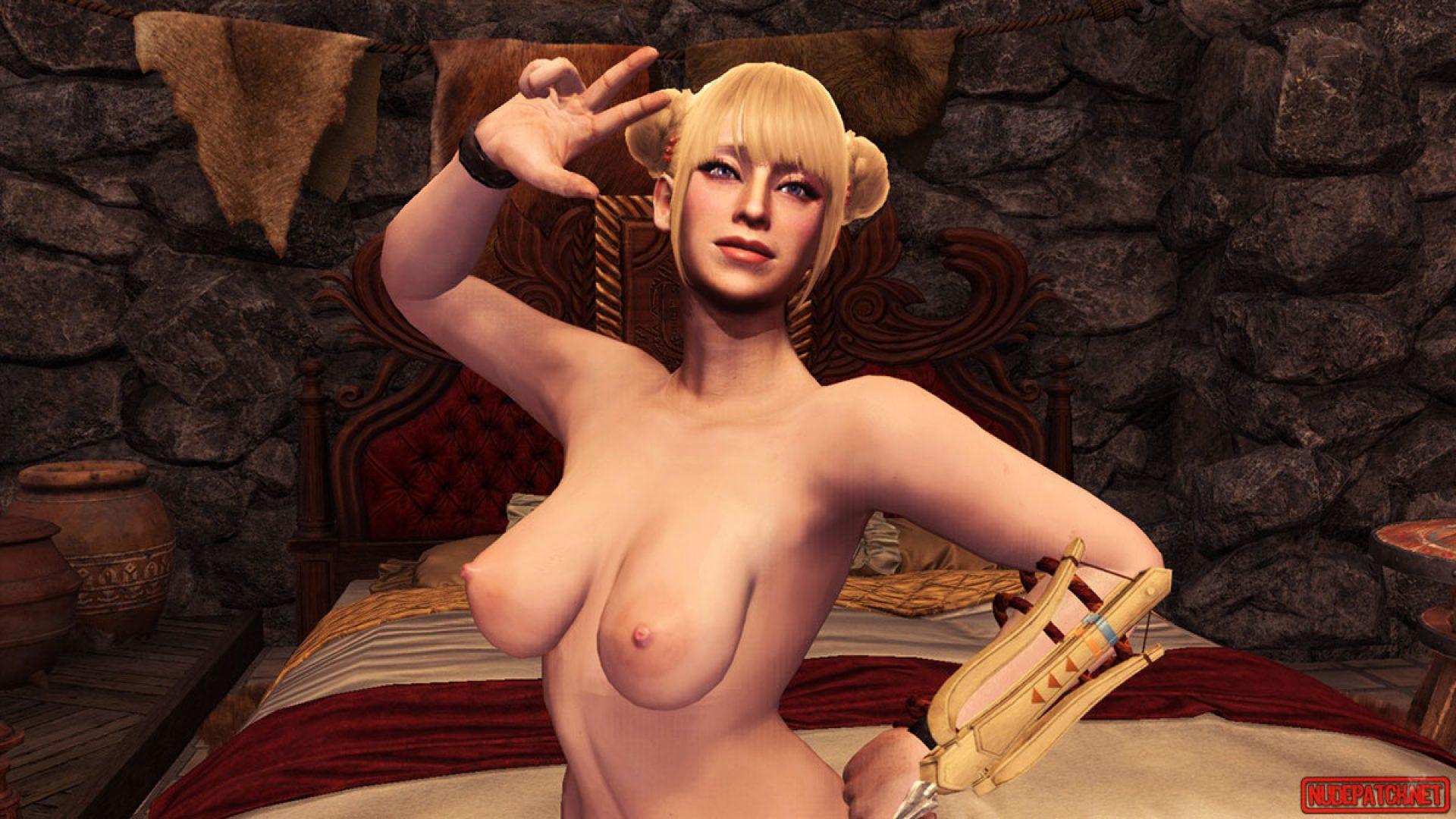 Hunter nackt Alice  Alice Nude