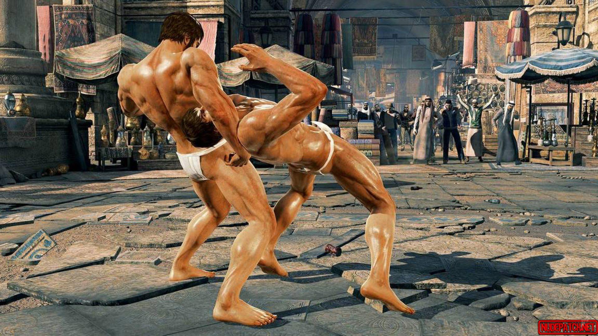 Tekken nude
