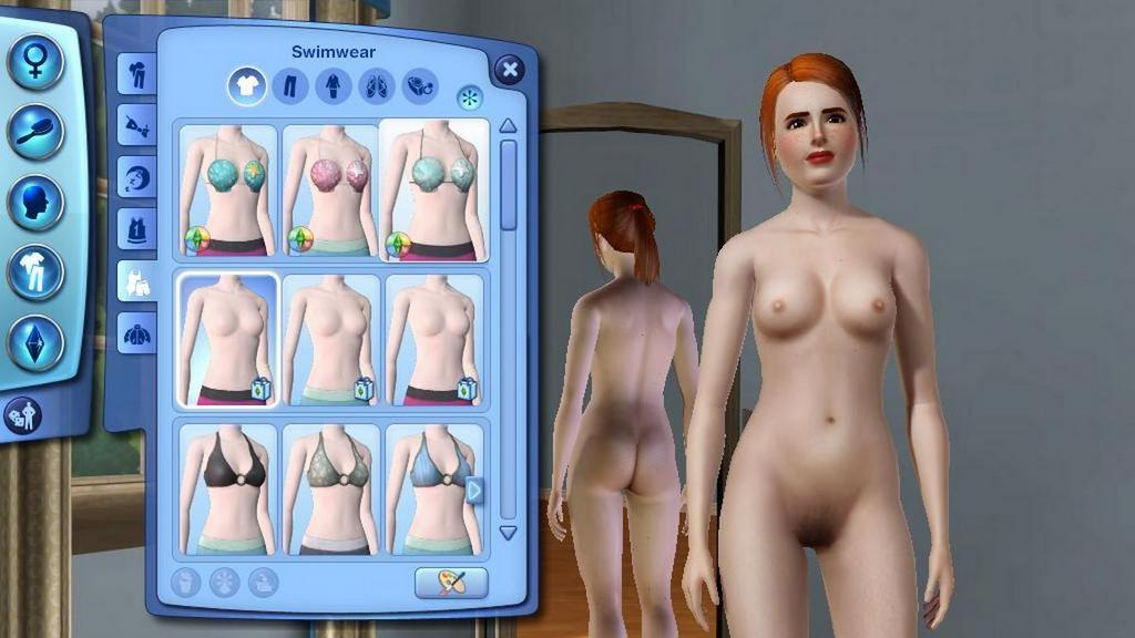 The sims3 nude
