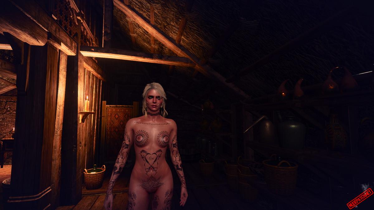 Nude ciri Witcher 3