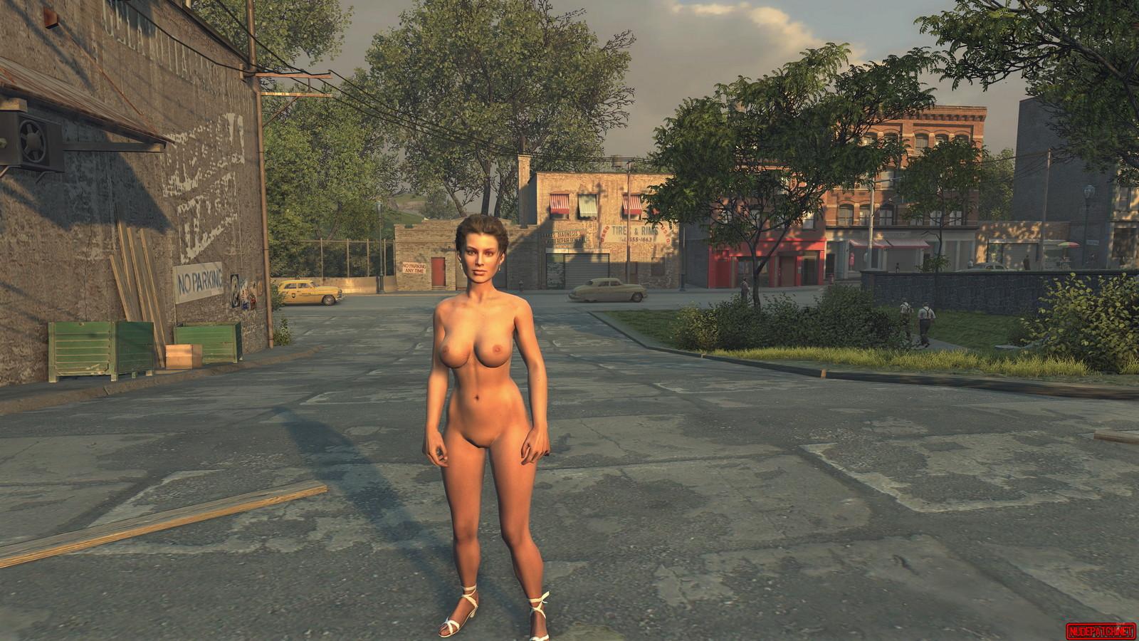Nude mafia 2 Mafia Mods