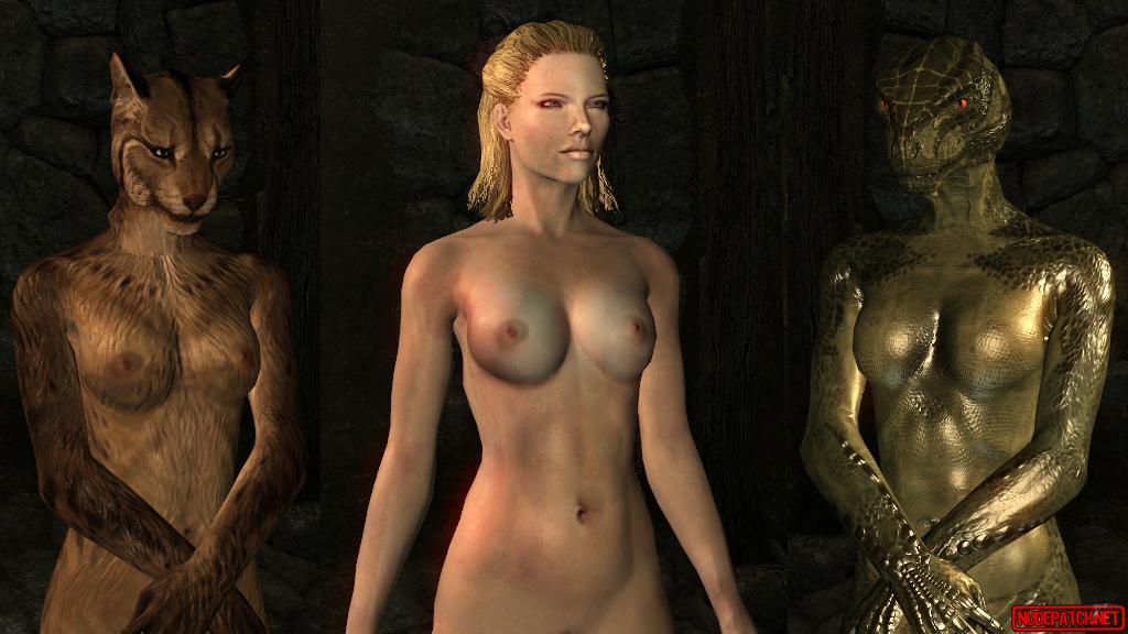 Skyrim Nude Females