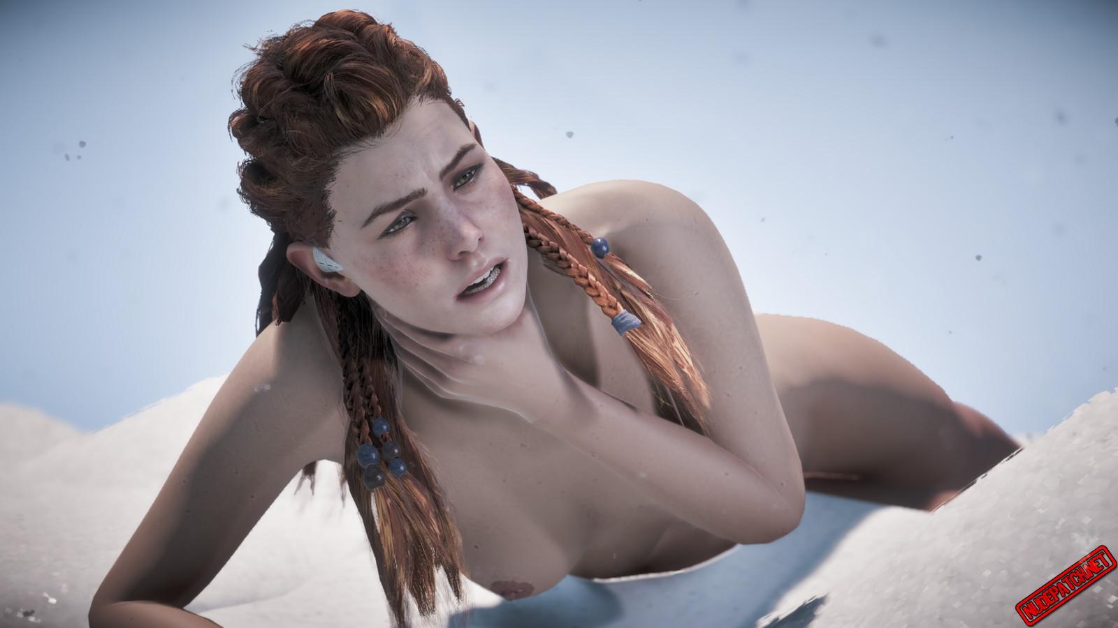 Aloy naked