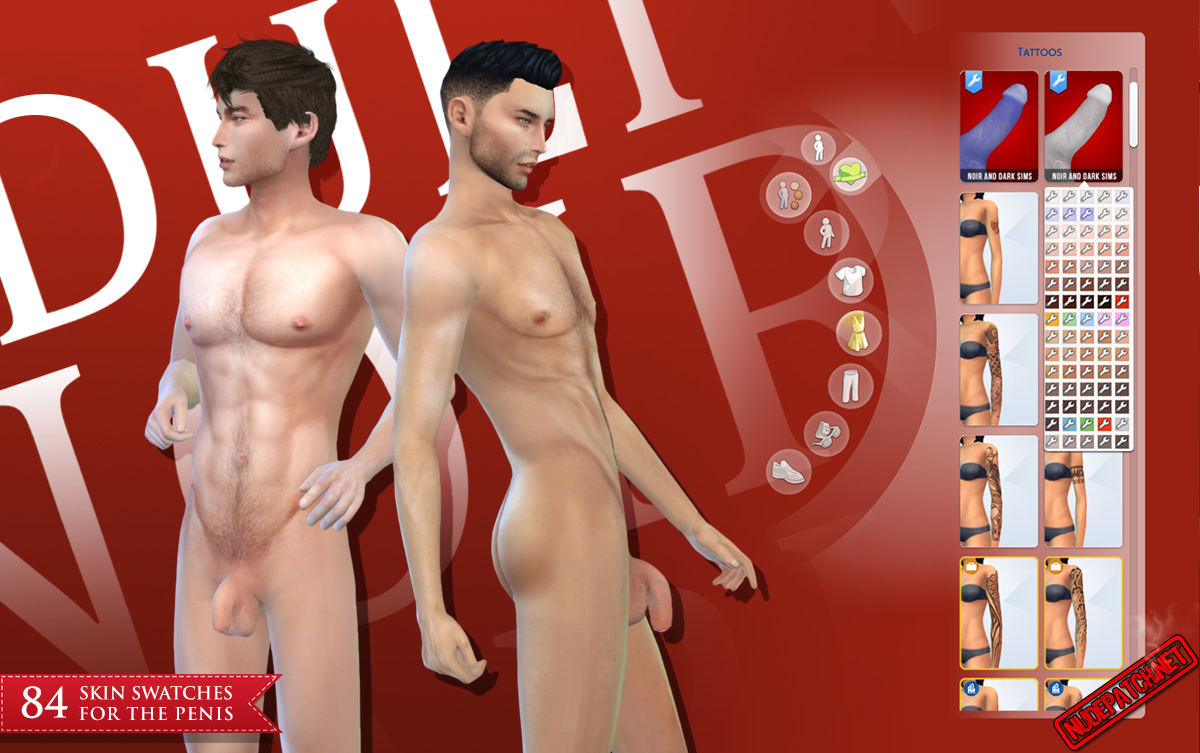 Sims 4 nude The Sims