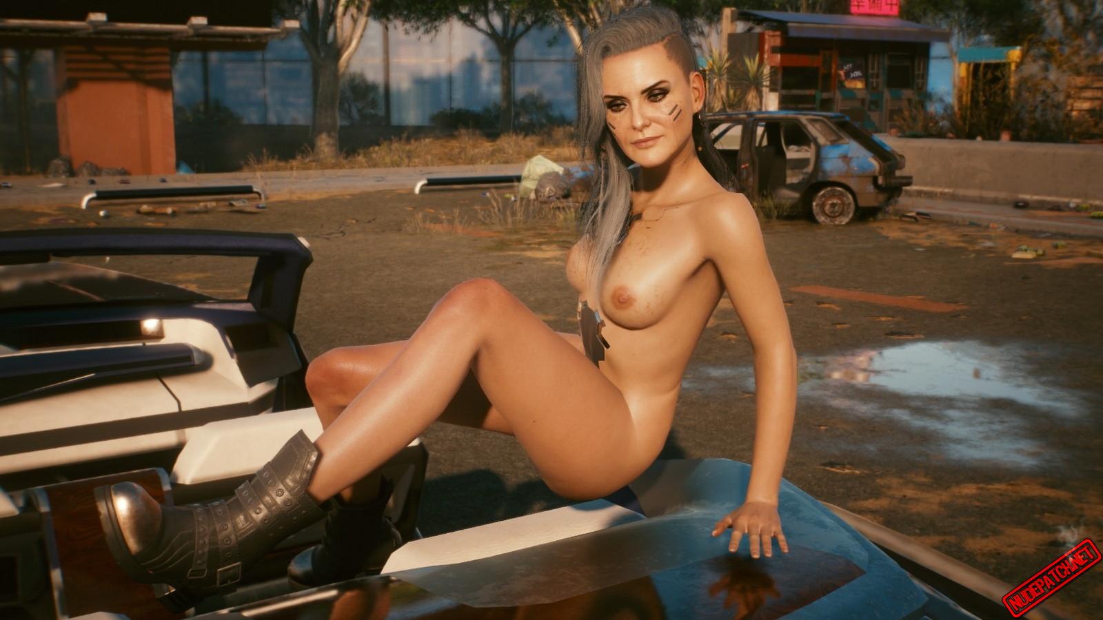 Cyberpunk 2077 Nude Rogue