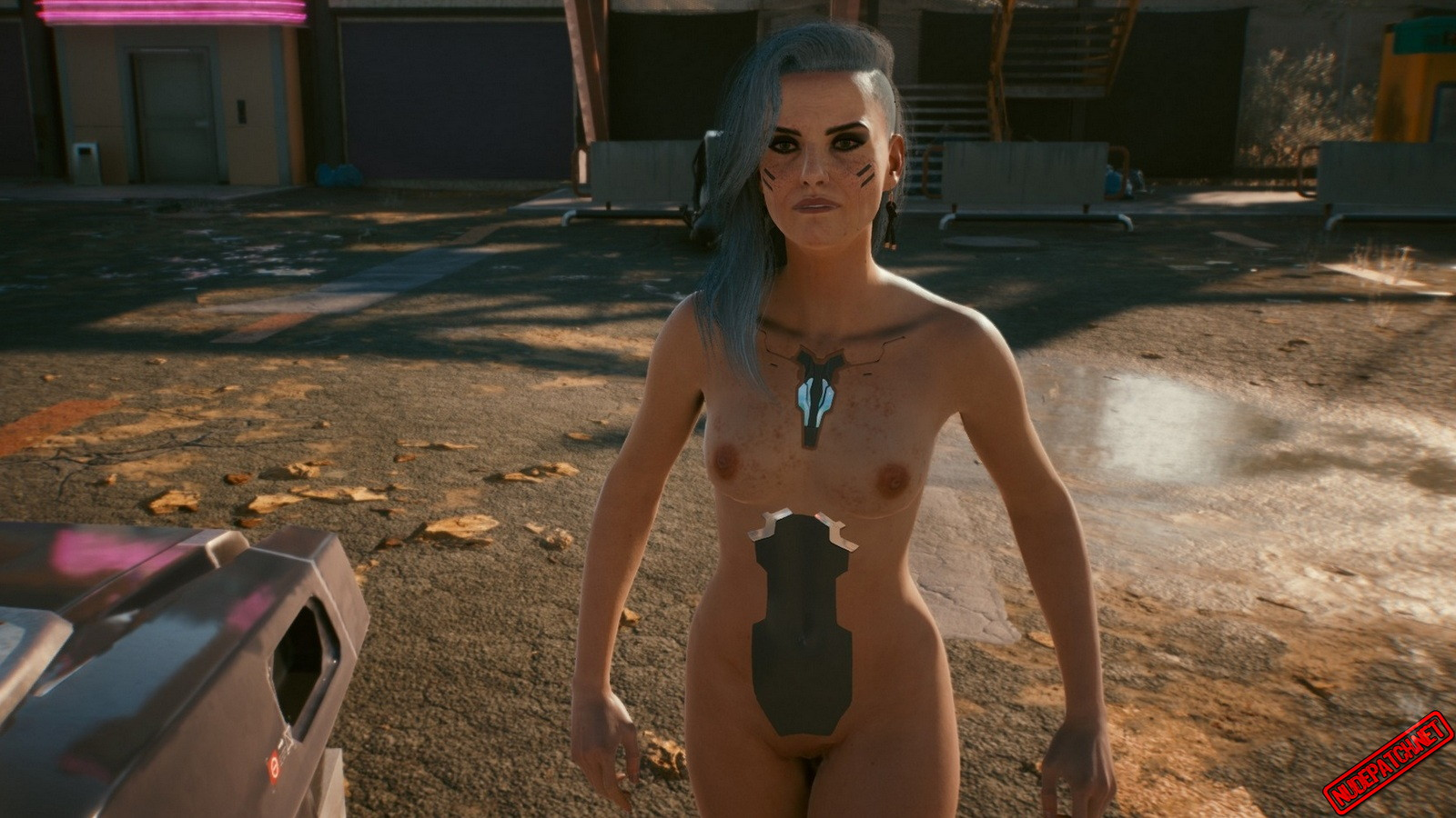 Cyberpunk 2077 Rogue Nude Patch