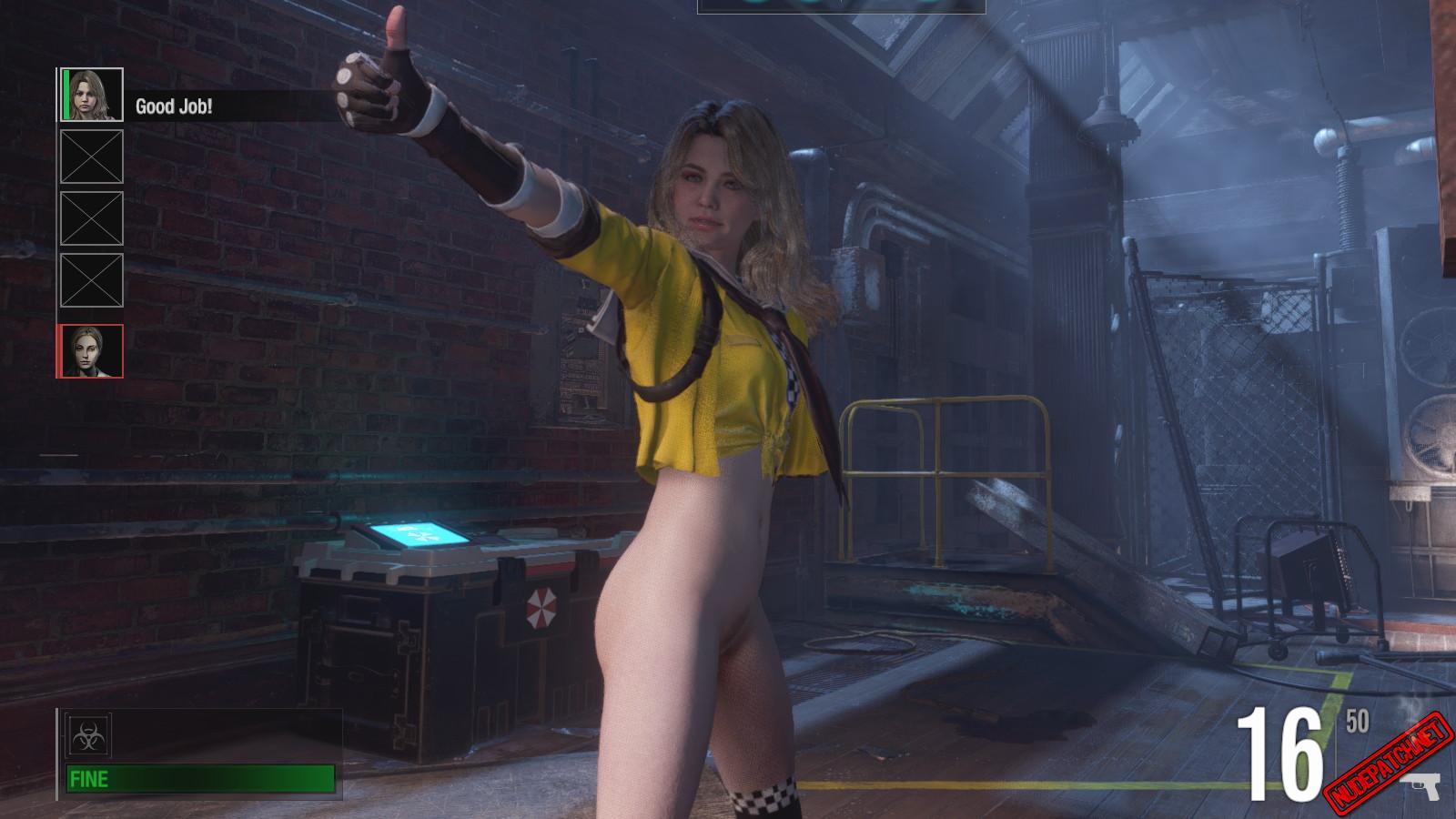 Resident Evil: Resistance Nude Mod