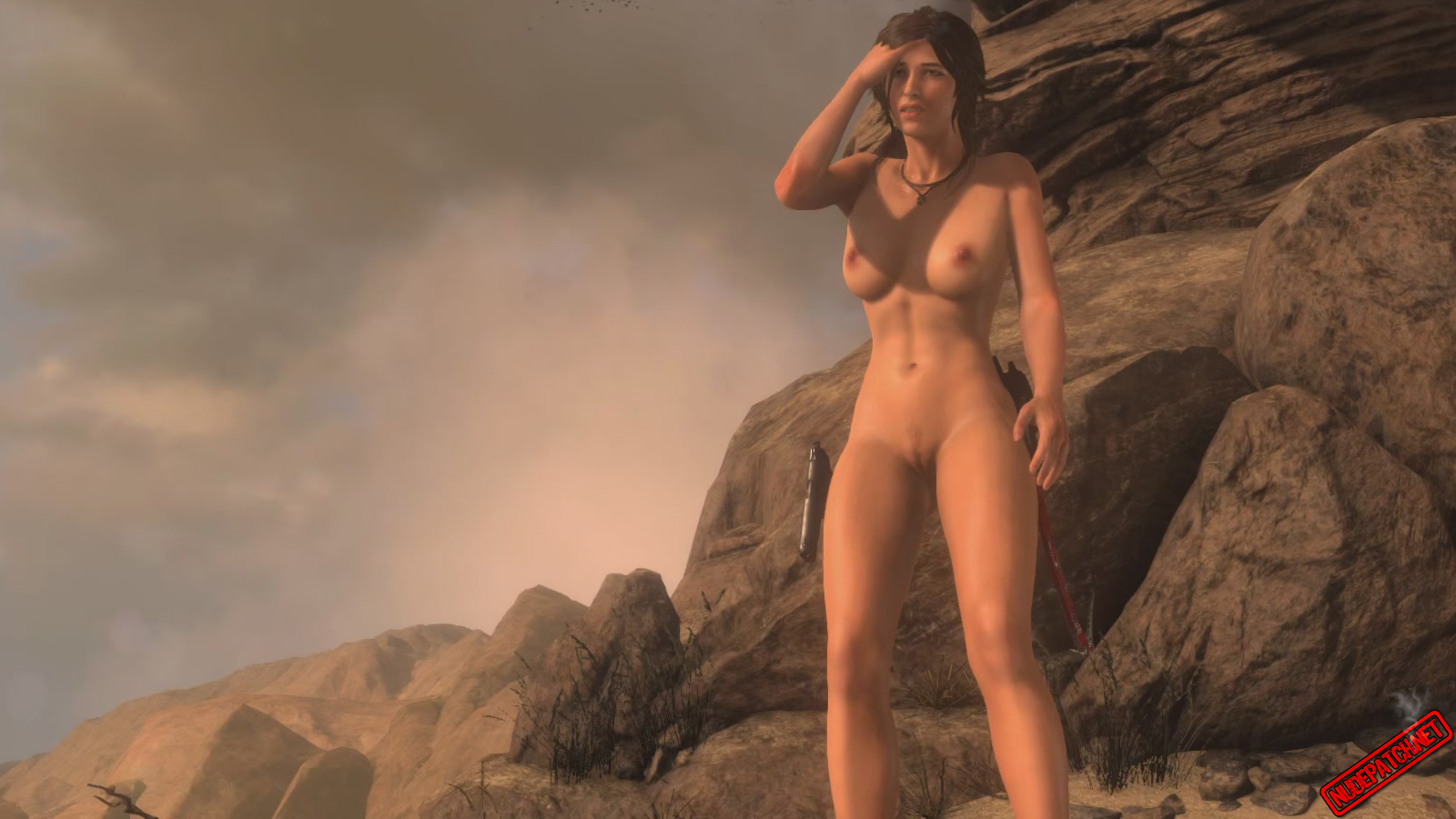 Rise of the Tomb Raider Nude Skins