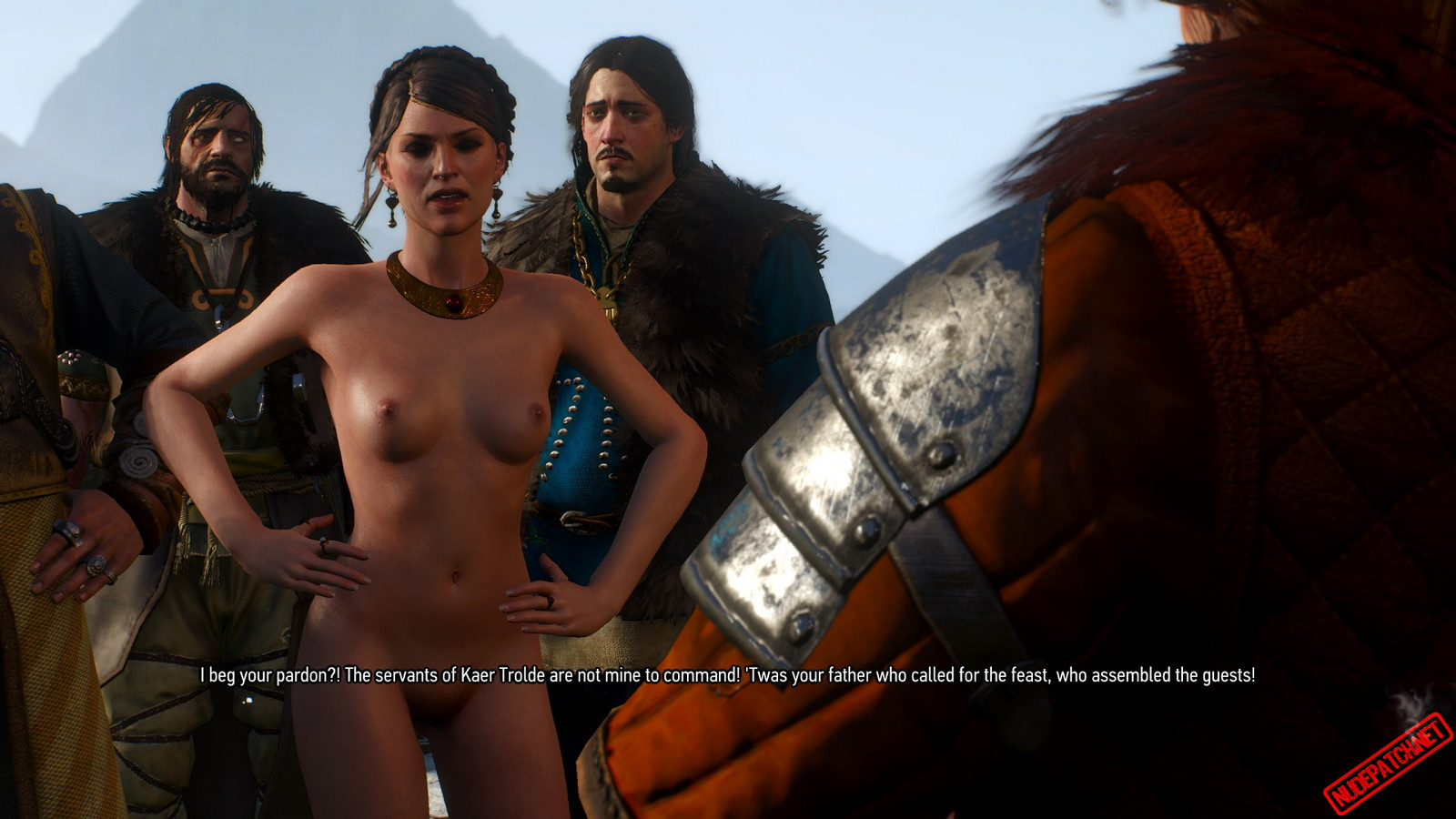 Witcher nude