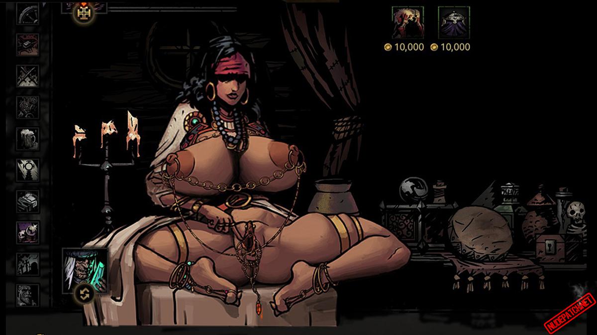 Darkest Dungeon erotic backgrounds