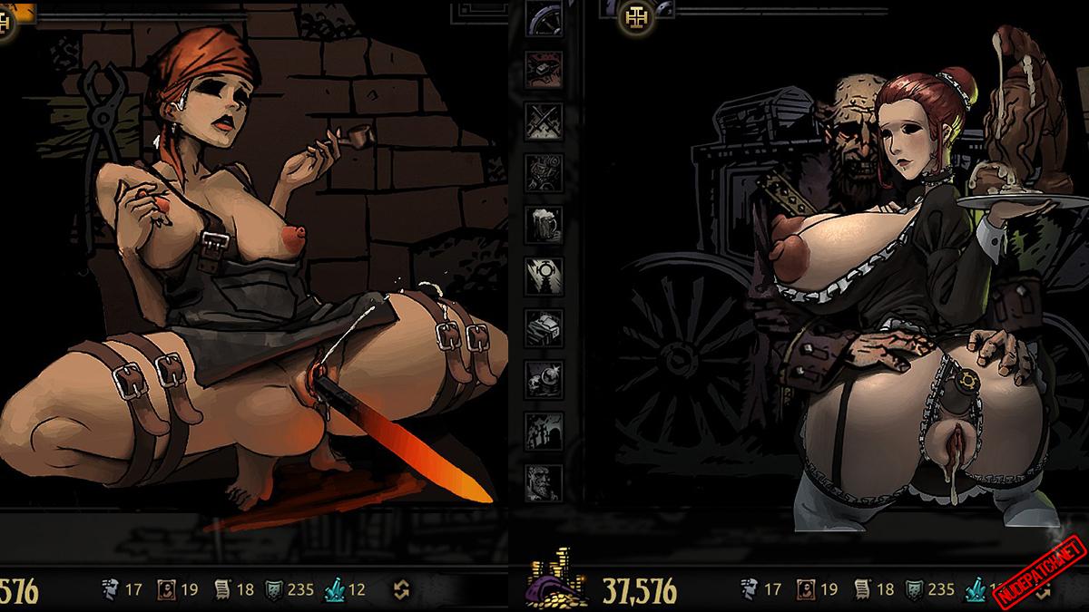 Darkest Dungeon erotic mod