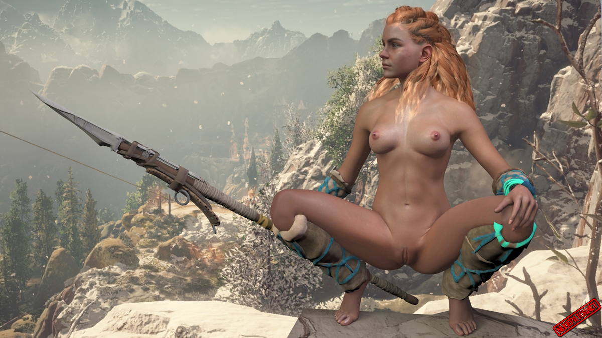 Horizon Zero Dawn Nude Aloy