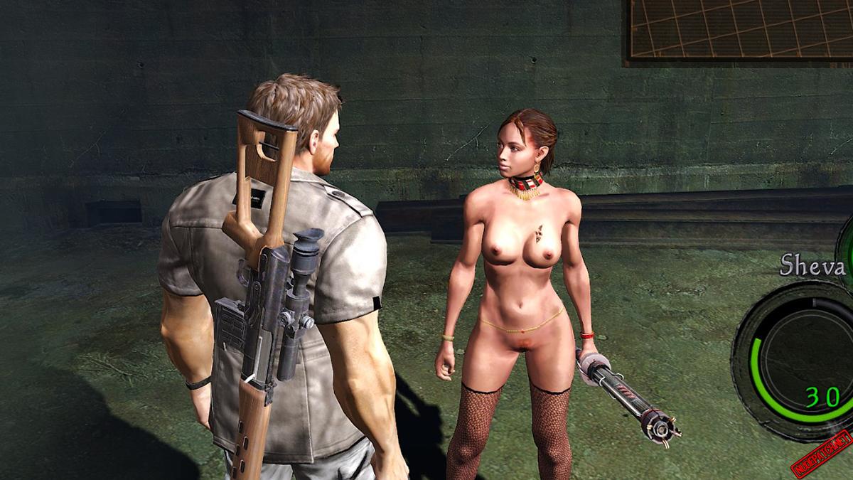 Resident evil 7 nude