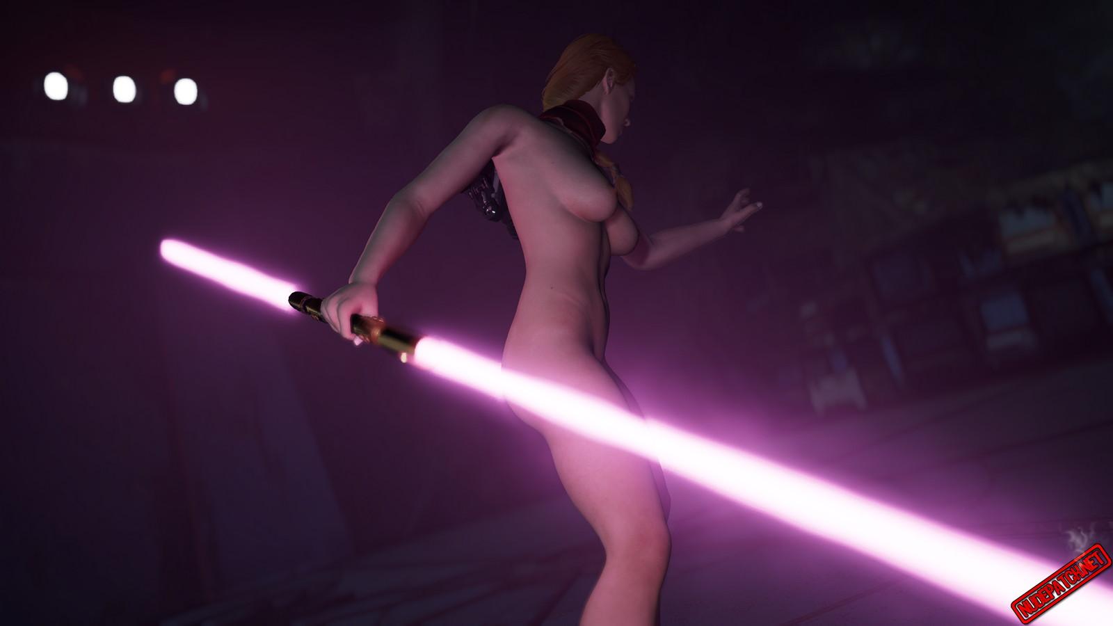 Star Wars Jedi: Fallen Order Nude Mod
