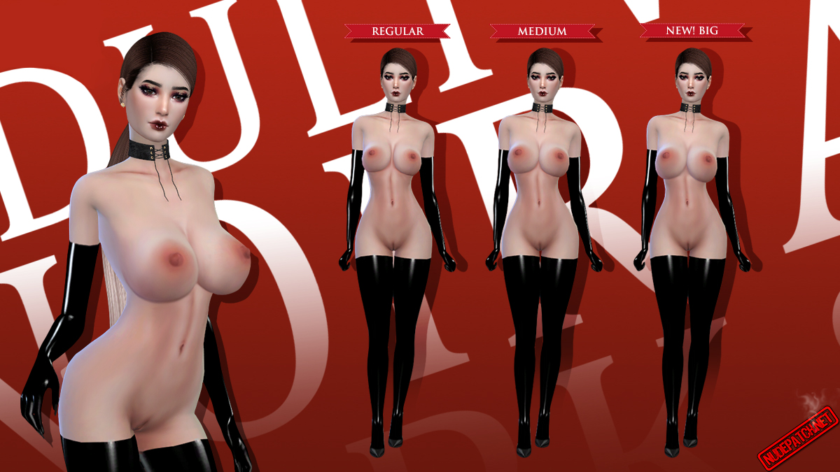 the Sims 4 nude mod