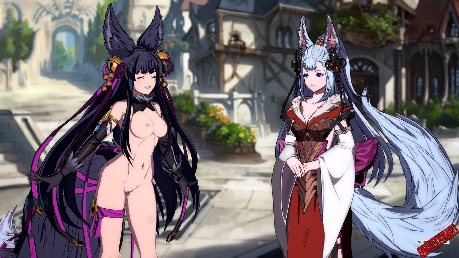 Granblue Fantasy: Versus nude Yuel