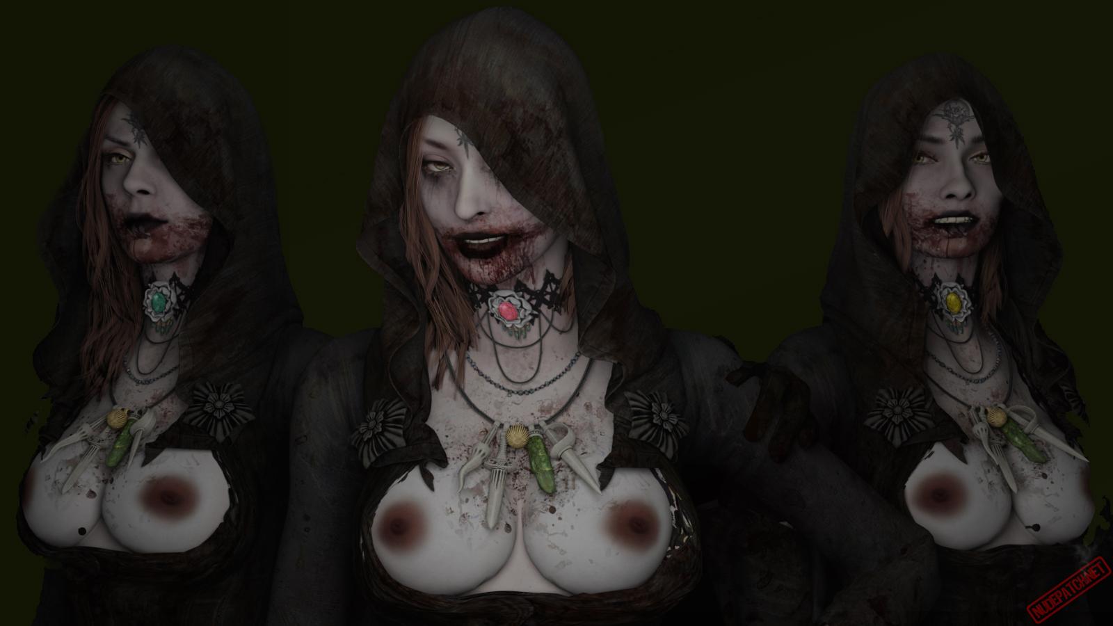 Evil nude resident 7 [18+] NUDE