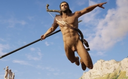 Assassin's Creed Odyssey: Alexios Nude Mod