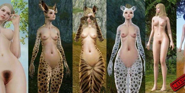 ArcheAge nude mod