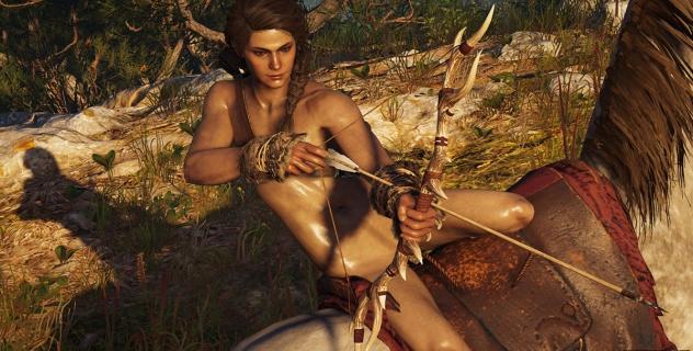 Assassin's Creed Odyssey Kassandra Nude Patch